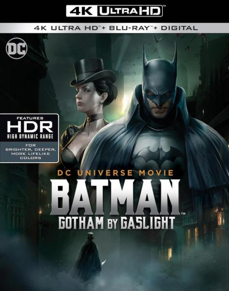 Trailer, Artwork & Details For 'Batman: Gotham By Gaslight'; Arrives On Digital January 23 & On 4K Ultra HD & Blu-ray February 6, 2018 From DC & Warner Bros 2