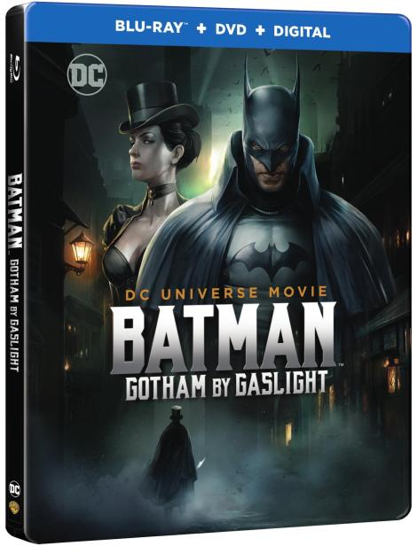 Trailer, Artwork & Details For 'Batman: Gotham By Gaslight'; Arrives On Digital January 23 & On 4K Ultra HD & Blu-ray February 6, 2018 From DC & Warner Bros 8