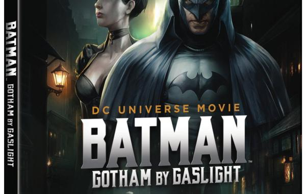 Trailer, Artwork & Details For 'Batman: Gotham By Gaslight'; Arrives On Digital January 23 & On 4K Ultra HD & Blu-ray February 6, 2018 From DC & Warner Bros 4