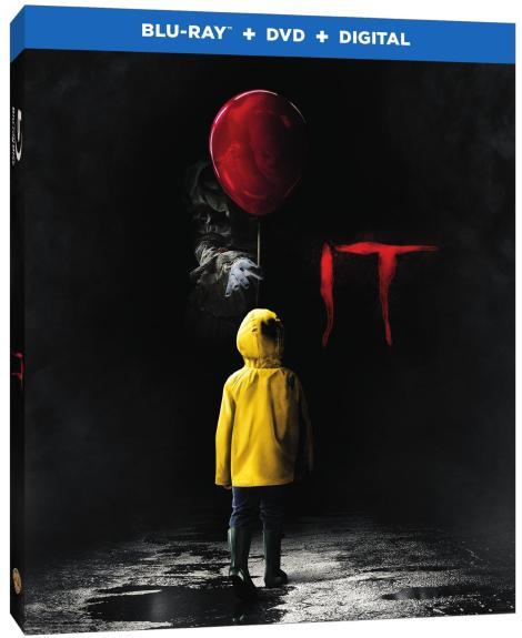 'IT'; Arrives On Digital December 19, 2017 & On 4K Ultra HD, Blu-ray & DVD January 9, 2018 From Warner Bros 4