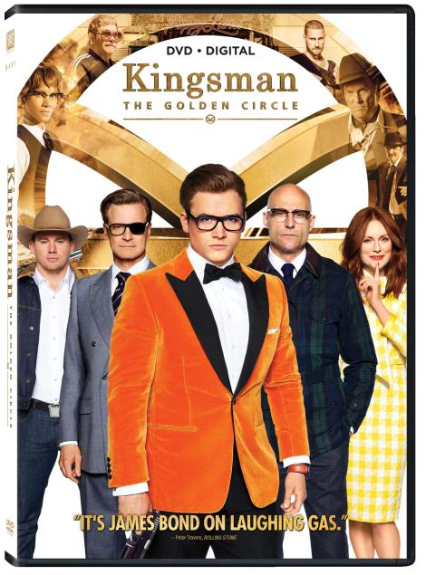 'Kingsman: The Golden Circle'; Arrives On 4K Ultra HD, Blu-ray & DVD December 12, 2017 From Fox Home Ent. 6