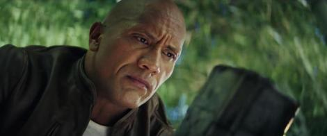The First Trailer & Poster For The 'Rampage' Movie With Dwayne Johnson Stomp Their Way Online 1