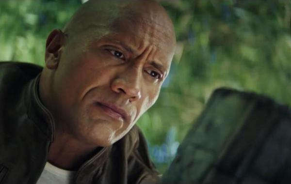 The First Trailer & Poster For The 'Rampage' Movie With Dwayne Johnson Stomp Their Way Online 4