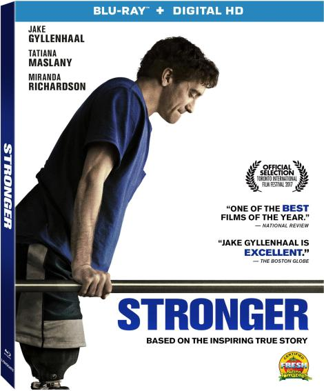'Stronger'; Arrives On Digital December 5 & On Blu-ray & DVD December 19, 2017 From Lionsgate 4