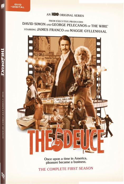 'The Deuce: The Complete First Season'; Arrives On Digital November 27, 2017 & On Blu-ray & DVD February 13, 2018 From HBO 5