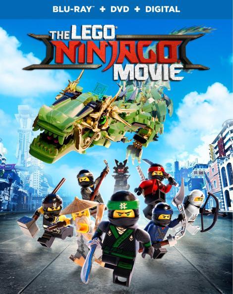 'The LEGO Ninjago Movie'; Arrives On Digital December 12 & On 4K Ultra HD, 3D Blu-ray, Blu-ray & DVD December 19, 2017 From Warner Bros 5
