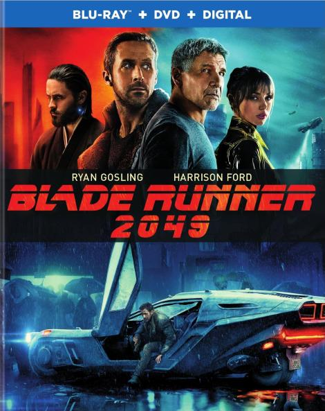 'Blade Runner 2049'; Arrives On Digital December 26, 2017 & On 4K Ultra HD, 3D Blu-ray, Blu-ray & DVD January 16, 2018 From Warner Bros 7