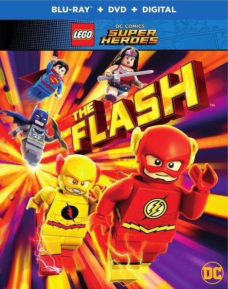 Trailer, Artwork & Release Details For 'LEGO DC Comics Super Heroes: The Flash'; Arrives On Digital February 13 & On Blu-ray & DVD March 13, 2018 From DC & Warner Bros 4