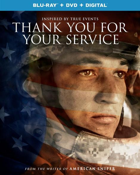 'Thank You For Your Service'; Arrives On Digital January 9 & On Blu-ray & DVD January 23, 2018 From Universal 4