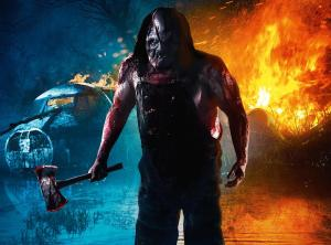 New Poster Plus  Blu-ray, DVD & Digital Release Dates For Adam Green's 'Victor Crowley' Announced By Dark Sky Films 1