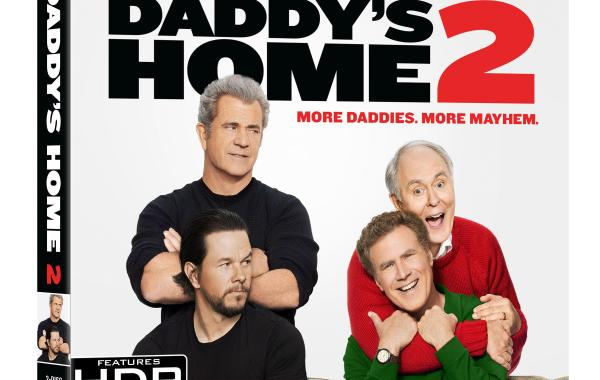 'Daddy's Home 2'; Arrives On Digital February 6 & On 4K Ultra HD, Blu-ray & DVD February 20, 2018 From Paramount 4