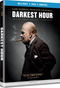 'Darkest Hour'; The Oscar-Nominated Film Arrives On Digital February 6 & On Blu-ray & DVD February 27, 2018 From Universal 1