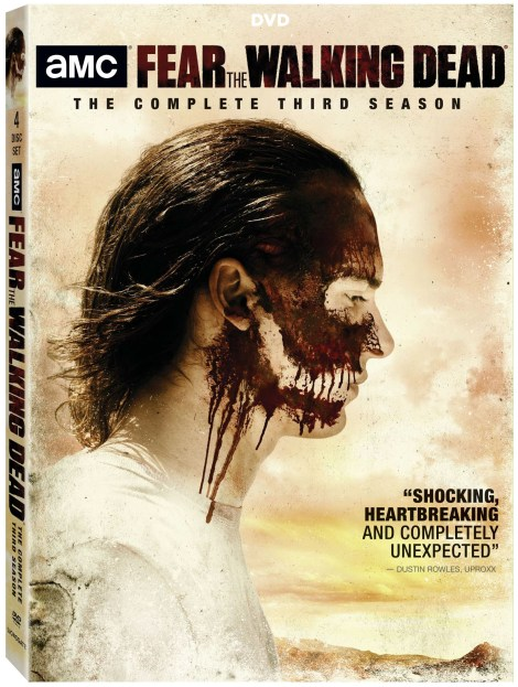 'Fear The Walking Dead: The Complete Third Season'; Arrives On Blu-ray & DVD March 13, 2018 From Lionsgate 5
