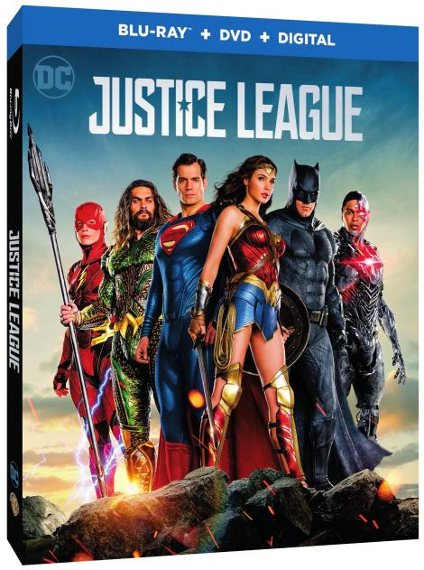 'Justice League'; Arrives On Digital February 13 & On 4K Ultra HD, 3D Blu-ray, Blu-ray & DVD March 13, 2018 From DC & Warner Bros 17