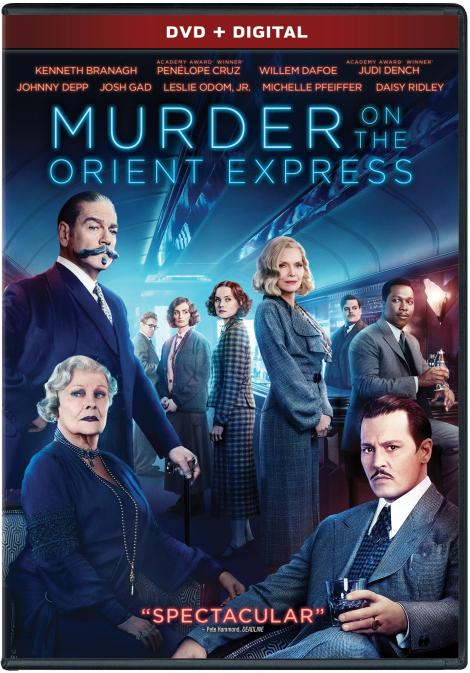 'Murder On The Orient Express'; Arrives On Digital February 20 & On 4K Ultra HD, Blu-ray & DVD February 27, 2018 From Fox Home Ent. 8