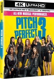 'Pitch Perfect 3'; Arrives On Digital March 1 & On 4K Ultra HD, Blu-ray & DVD March 20, 2018 From Universal 1