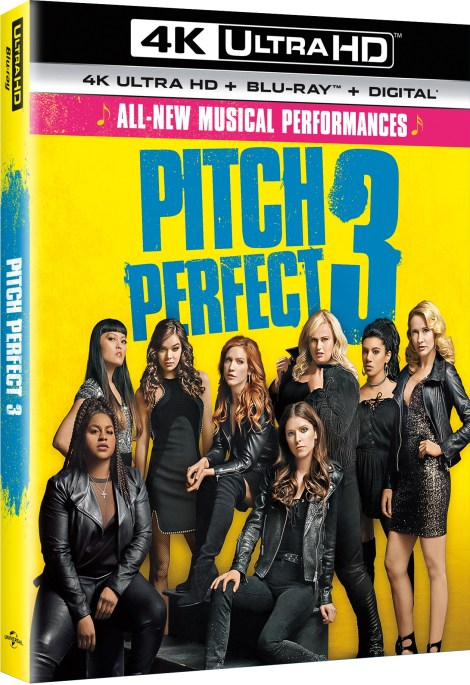 'Pitch Perfect 3'; Arrives On Digital March 1 & On 4K Ultra HD, Blu-ray & DVD March 20, 2018 From Universal 5