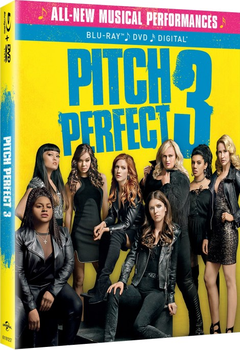 'Pitch Perfect 3'; Arrives On Digital March 1 & On 4K Ultra HD, Blu-ray & DVD March 20, 2018 From Universal 7
