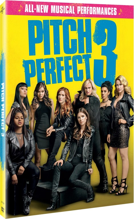'Pitch Perfect 3'; Arrives On Digital March 1 & On 4K Ultra HD, Blu-ray & DVD March 20, 2018 From Universal 10