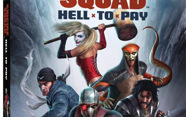 Trailer, Artwork & Release Info For 'Suicide Squad: Hell To Pay'; Arrives On Digital March 27 & On 4K Ultra HD, Blu-ray & DVD April 10, 2018 From DC & Warner Bros 10