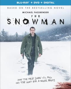 [Blu-Ray Review] 'The Snowman': Now Available On Blu-ray, DVD & Digital From Universal 1