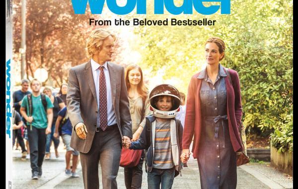 'Wonder'; Arrives On Digital January 30 & On 4K Ultra HD, Blu-ray & DVD February 13, 2018 From Lionsgate 12