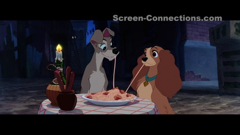 [Blu-Ray Review] Disney's 'Lady And The Tramp': Now Available On Signature Collection Blu-ray From Disney 5