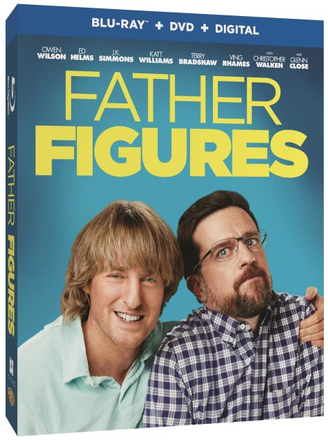 'Father Figures'; Arrives On Digital March 20 & On Blu-ray & DVD April 3, 2018 From Warner Bros 3