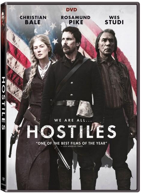 'Hostiles'; Arrives On Digital April 10 & On 4K Ultra HD, Blu-ray & DVD April 24, 2018 From Lionsgate 6