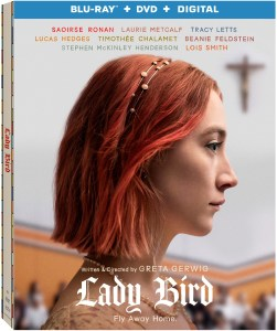 'Lady Bird'; The Oscar-Nominated Film Arrives On Blu-ray & DVD March 6, 2018 From Lionsgate 1
