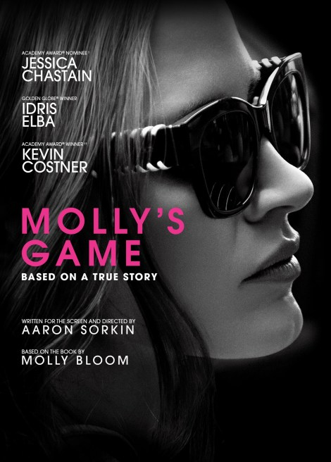 'Molly's Game'; Arrives On Digital March 27 & On Blu-ray & DVD April 10, 2018 From Universal 17