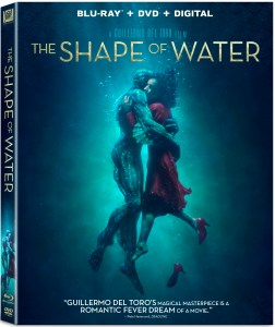 Guillermo Del Toro's 'The Shape Of Water'; Arrives On Digital February 27 & On 4K Ultra HD, Blu-ray & DVD March 13, 2018 From Fox Home Ent 1