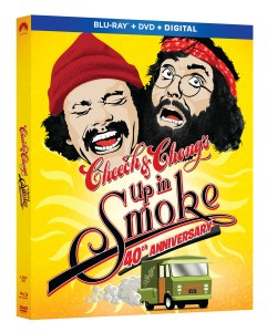Cheech & Chong's 'Up In Smoke: 40th Anniversary Edition'; Arrives In A Deluxe Collector's Edition & On Blu-ray & DVD April 10, 2018 From Paramount 1
