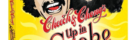 Cheech & Chong's 'Up In Smoke: 40th Anniversary Edition'; Arrives In A Deluxe Collector's Edition & On Blu-ray & DVD April 10, 2018 From Paramount 11