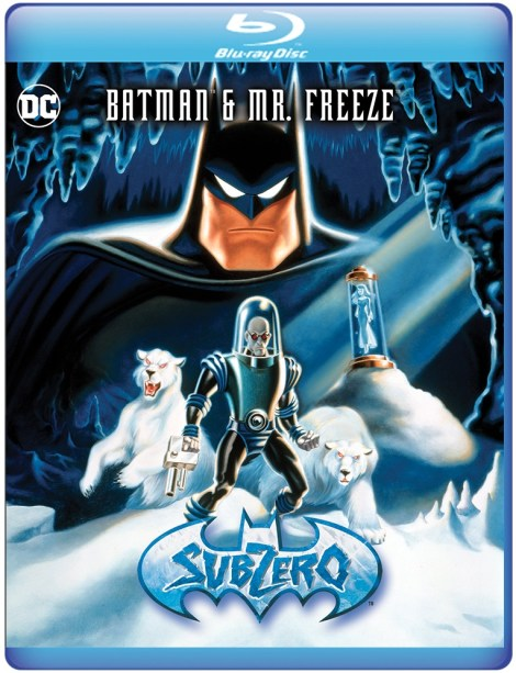 'Batman & Mr. Freeze: Subzero'; The Animated Film Celebrates Its 20th Anniversary & Arrives On Blu-ray March 27, 2018 From Warner Archive 2