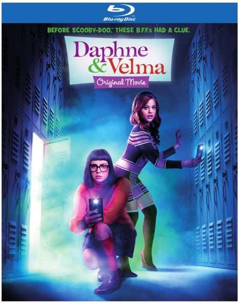 'Daphne & Velma'; The All-New Original Movie Movie Featuring Scooby-Doo's Leading Ladies Arrives On Blu-ray & DVD May 22, 2018 From Warner Bros 4
