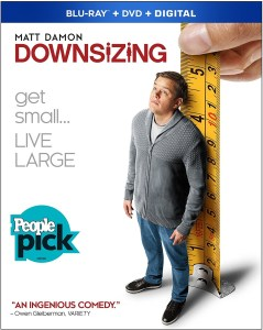 [Blu-Ray Review] 'Downsizing': Available On 4K Ultra HD, Blu-ray & DVD March 20, 2018 From Paramount 1