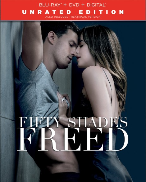 'Fifty Shades Freed' Unrated; Arrives On Digital April 24 & On 4K Ultra HD, Blu-ray & DVD May 8, 2018 From Universral 8