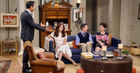 NBC Renews 'Will And Grace' Revival Series For Season 3 & Extends Season 2 1