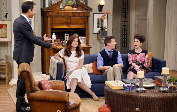 NBC Renews 'Will And Grace' Revival Series For Season 3 & Extends Season 2 4