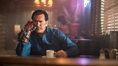 'Ash vs. Evil Dead' Officially Canceled By Starz 1