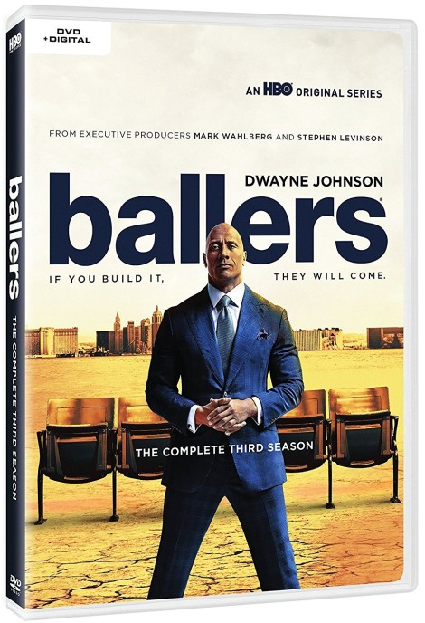 [GIVEAWAY] Win 'Ballers: The Complete Third Season' On DVD: Now Available On Blu-ray & DVD From HBO 2