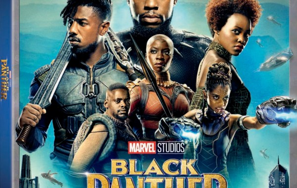 Marvel's 'Black Panther'; Arrives On Digital May 8 & On 4K Ultra HD, Blu-ray & DVD May 15, 2018 From Marvel Studios 40