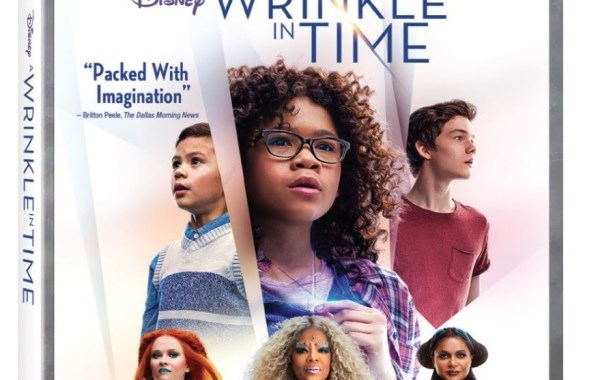 'A Wrinkle In Time'; Arrives On Digital May 29 & On Blu-ray, 4K Ultra HD & DVD June 5, 2018 From Disney 47
