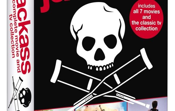 [GIVEAWAY] Win The 'Jackass: Complete Movie & TV Collection' DVD Box Set: Available On DVD May 29, 2018 From Paramount 25