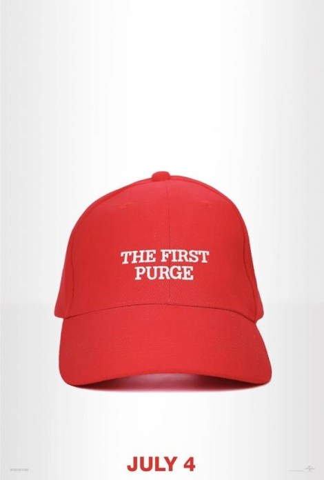 The Chaos Begins In The Official Trailer & Poster For 'The First Purge' 3