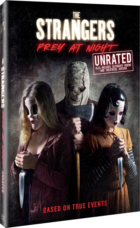 'The Strangers: Prey At Night' Unrated; Arrives On Digital May 22 & On Blu-ray & DVD June 12, 2018 From Universal 5