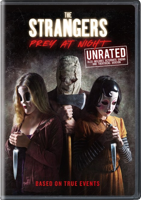'The Strangers: Prey At Night' Unrated; Arrives On Digital May 22 & On Blu-ray & DVD June 12, 2018 From Universal 6
