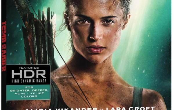'Tomb Raider'; Arrives On Digital May 29 & On 4K Ultra HD, 3D Blu-ray, Blu-ray & DVD June 12, 2018 From MGM & Warner Bros 41