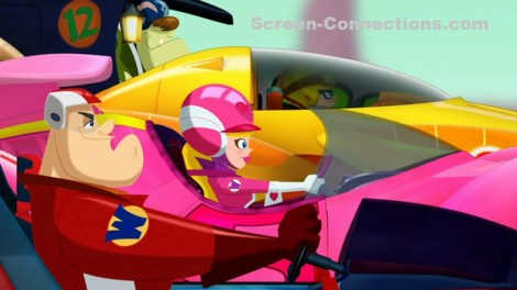 [DVD Review] 'Wacky Races: Start Your Engines! - Season 1, Volume 1': Now Available On DVD & Digital From Warner Bros 2